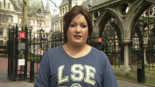 Alex Peters-Day, LSE Students' Union general secretary