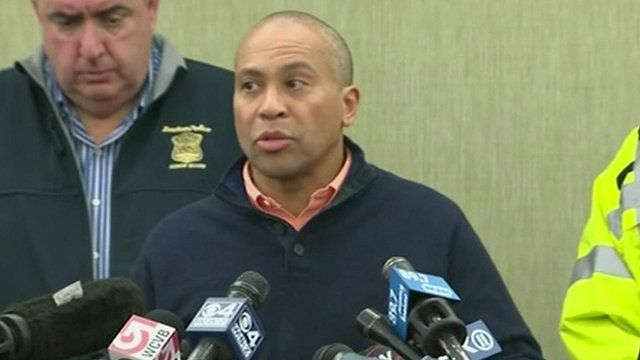 Deval Patrick, Governor of Massachusetts