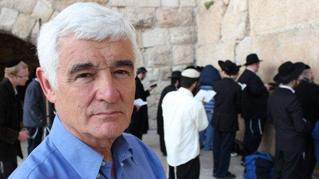 John Ware meets members of Israel's ultra-Orthodox Jewish community