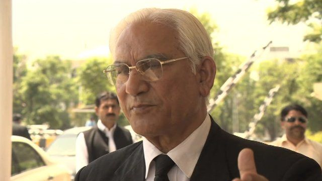 Ahmed Raza Kasuri