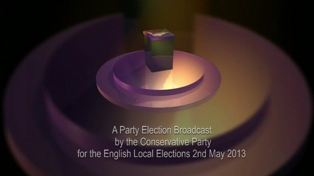 Party Election Broadcast slate
