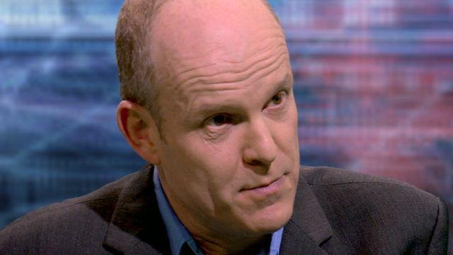 Author, economist and environmentalist Andrew Simms