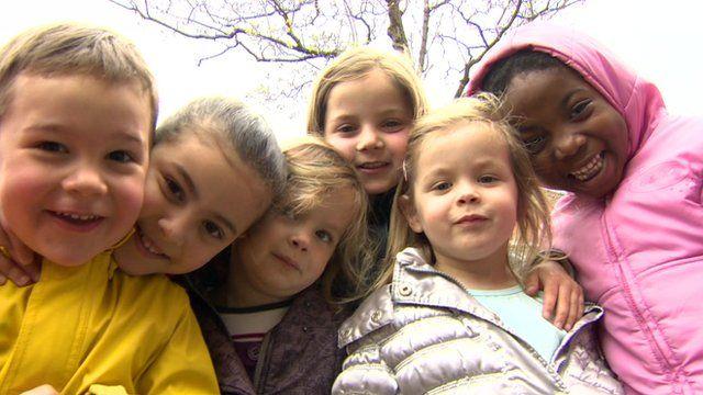 Children in France
