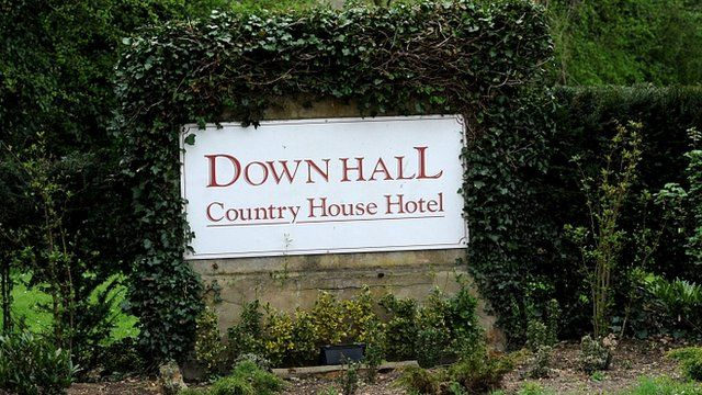 Down Hall Country House Hotel in Hatfield Heath, Essex