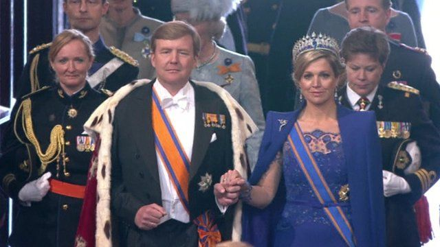 King Willem-Alexander and Maxima