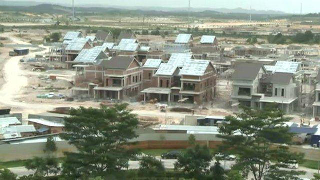 Iskandar development