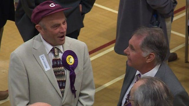 UKIP member at lection count