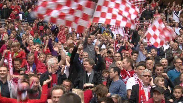 Tunbridge Wells FC fans