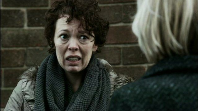 Olivia Colman in Accused