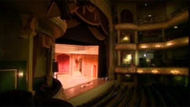 Nottingham's Theatre Royal