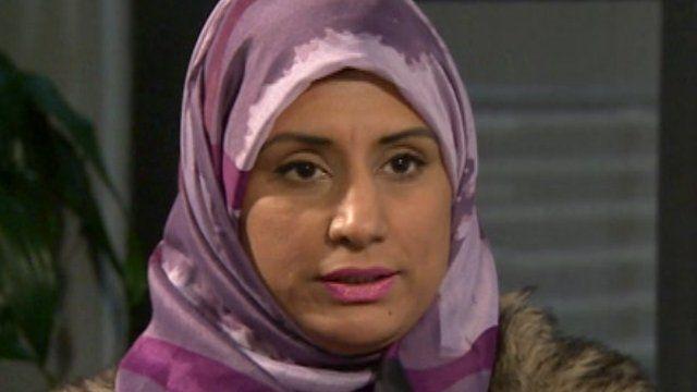 Shazia Khan