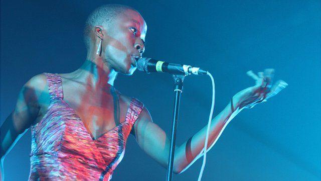 Rokia Traore Photo: Manuel Toledo, BBC Africa