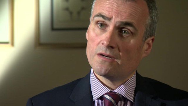 Det Supt Andy John of Dyfed Powys police