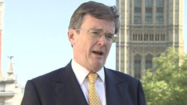 The Liberal Democrat peer Lord Oakeshott