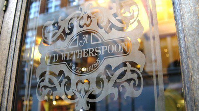 JD Wetherspoons