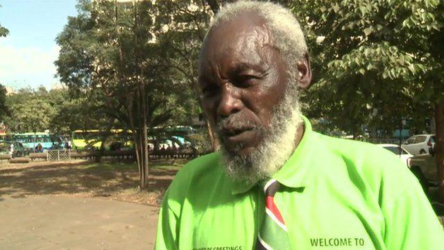 Mathenge Wa Ireri, Mau Mau veteran
