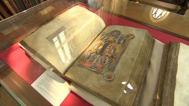 Maidstone and Lambeth Bibles