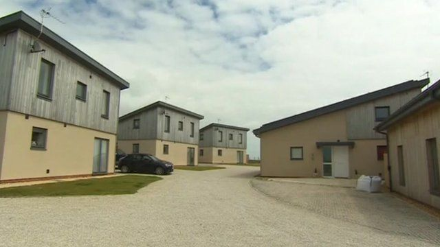 New affordable homes
