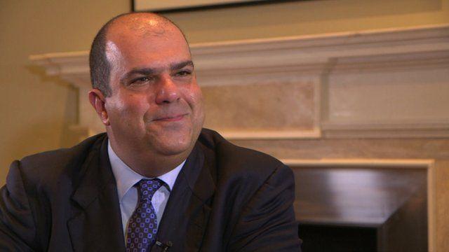 Easyjet founder Stelios Haji-Ioannou