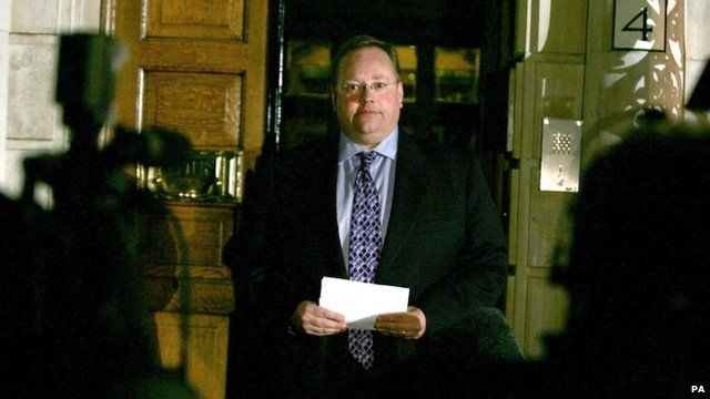 Lord Rennard, file photo from 2006