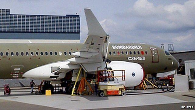 C-series plane