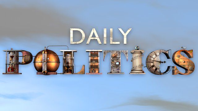 Daily Politics graphic