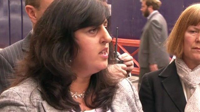 Chief prosecutor for Thames and Chiltern CPS, Baljit Ubhey
