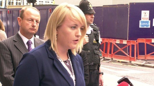 Police spokeswoman