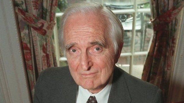 Doug Engelbart in New York in 1997