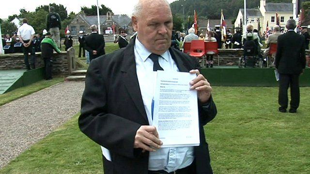 Tynwald Day petition