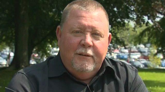 Councillor Keith Gregory