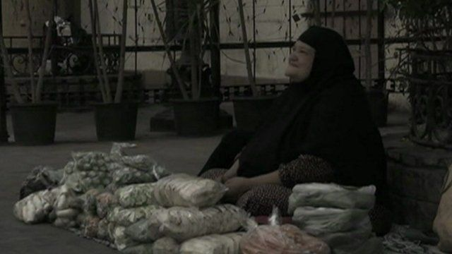 Woman in Egypt