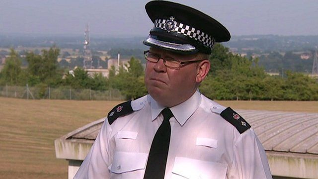 Chief Superintendent Paul Davies from Devon & Cornwall Police