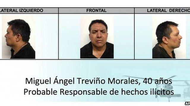 Miguel Angel Trevino Morales - government photos