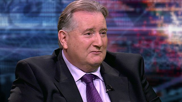 General Secretary of the GMB, Paul Kenny