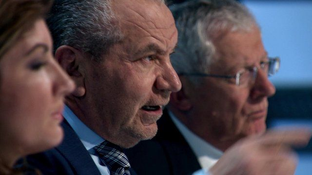 Lord Sugar chooses his new business partner in The Apprentice
