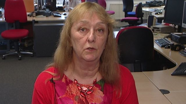 Janet Foulds, former chair of the British Association of Social Workers