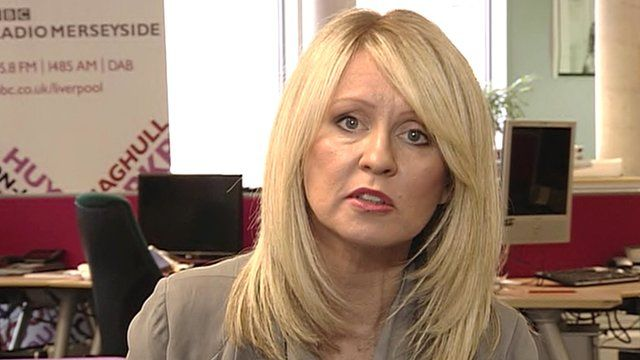 Work and Pensions Minister Esther McVey