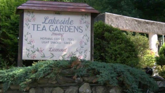 Lakeside Tea Gardens