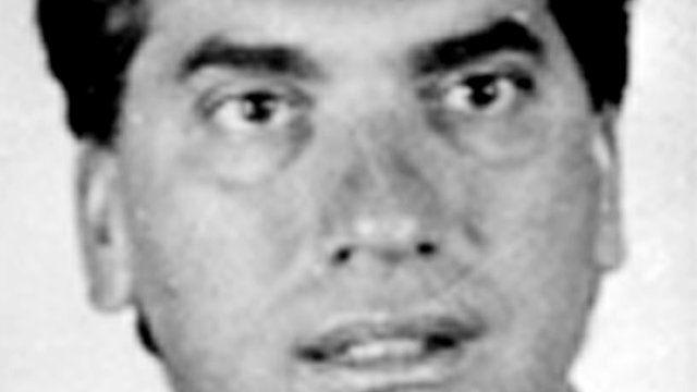 Wanted mafia boss Domenico Rancadore