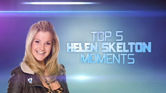 Newsround's pick of Helen's top 5 Blue Peter moments