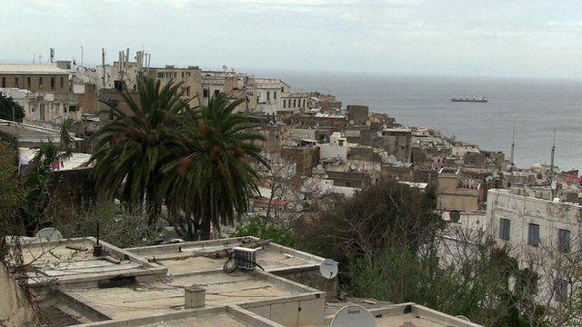 The Kasbah of Algiers