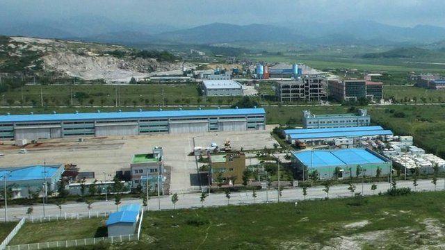 Kaesong complex