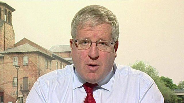 Patrick McLoughlin MP