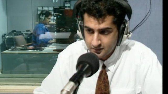 Sunrise broadcasting in the 1990s