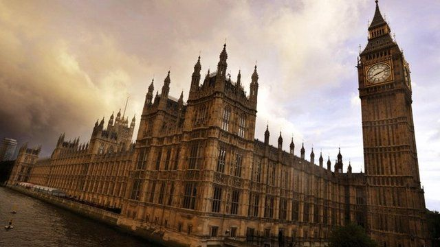 File photo dated 17/5/2009 of the Houses of Parliament in Westminster