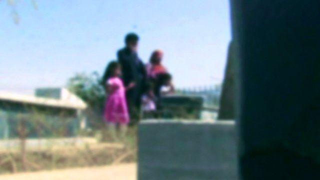 Asylum seekers in Afghanistan