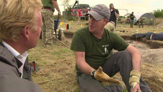 Dave Hart talks to John Maguire