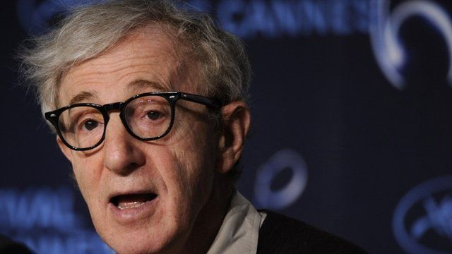 Woody Allen at the 63rd Cannes Film Festival