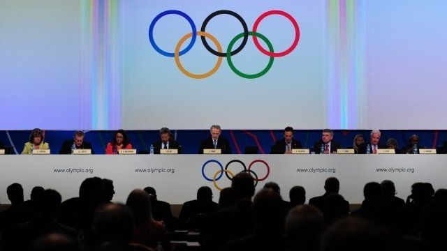 125th session of the International Olympic Committee